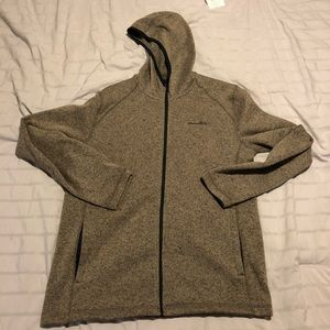 Eddie Bauer Full Zip Jacket with Hood